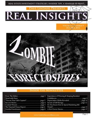 October 2014 - Dave Lindahl's Real Insights