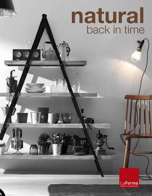 LaForma Natural Back in Time 2014-15