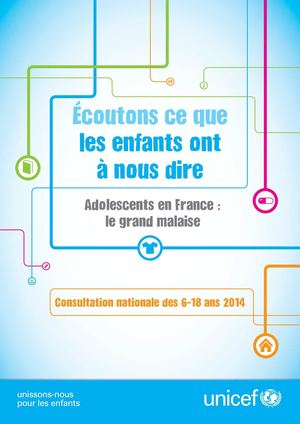 Adolescents En France Le Grand Malaise