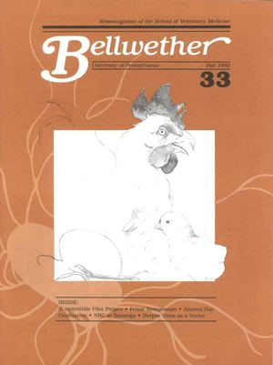 Bellwether 33, Fall 1992
