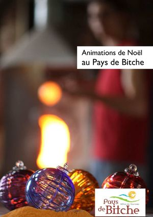Animations De Noel Pays De Bitche