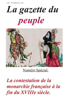 La gazette du peuple