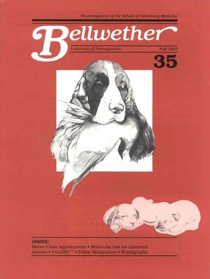 Bellwether 35, Fall 1993
