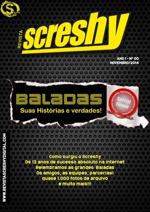 REVISTA SCRESHY Nº 00
