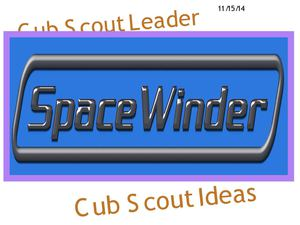 Cub Scout Leader And Cub Scout Ideas