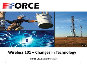 Wireless 101 Changes In Technology