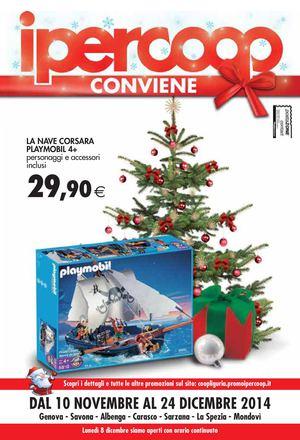 Calaméo - Volantino Iper Coop Liguria Dal 10 Novembre Al 24 Dicembre