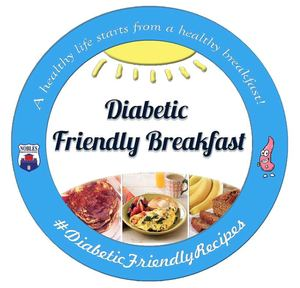 Diabetic Friendly Breakfast