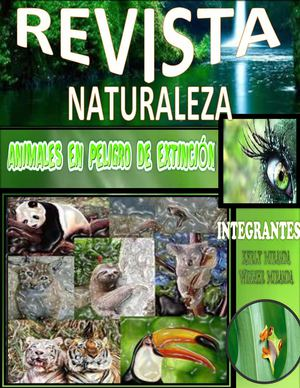 Revista Naturaleza