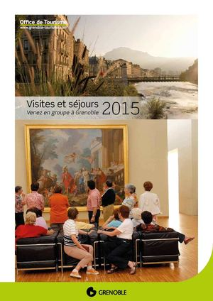 Brochure Groupe FR 2015
