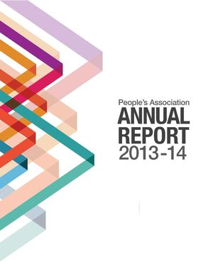 2013-14 People's Association Annual Report