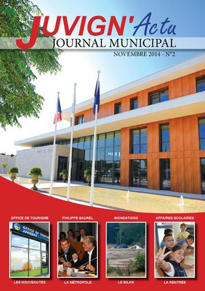 Journal Municipal Novembre 2014
