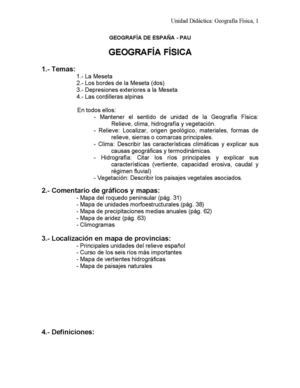 Calaméo Definiciones De Geografía Física