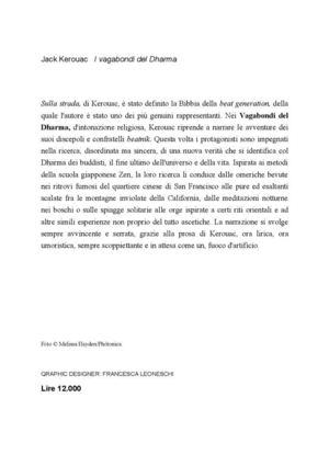 Calaméo Kerouac Jack I Vagabondi Del Dharma