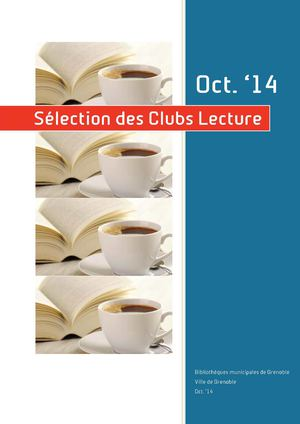 Club Lecture Octobre 2014