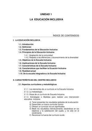 Calaméo Escuela Inclusiva