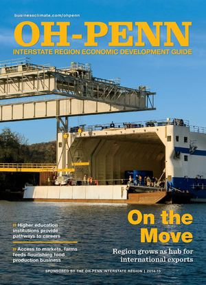 Oh-Penn Interstate Region Economic Development Guide 2014
