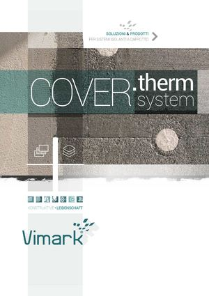 Vimark isolamento cappotto Covertherm