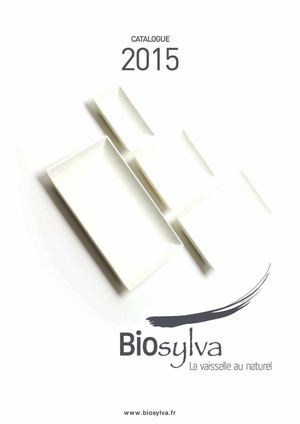Catalogue Biosylva 2015