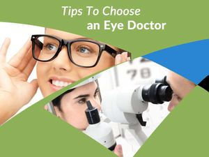 Tips to Choose Optometrist in St. Peters, MO