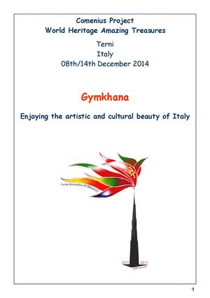 Gymkhana for Italy