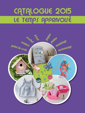 Feuilletage Catalogue 2015