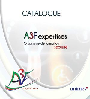 Catalogue A3f Expertises