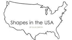 Shapes in the USA