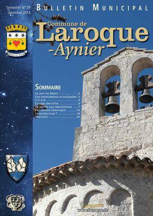Laroque Bulletin N°39