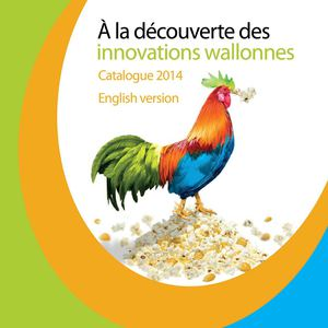 Catalogue des innovations wallonnes 2014 (English Version)