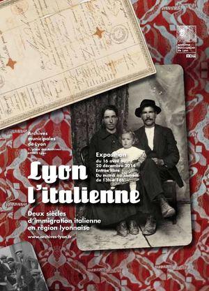 Calamo  Lyon LItalienne  Livret Parcours