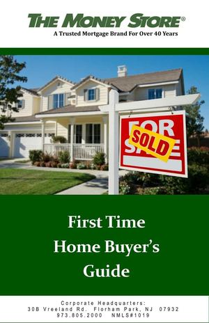 The Money Store Home Buyer Guide