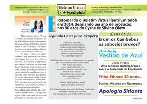 Boletim Virtual 014