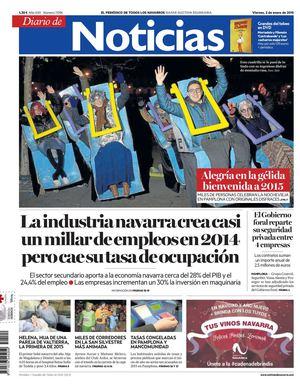 Diario de Noticias 20150102