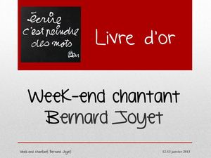 Week End%20chantant%20bernard%20joyet
