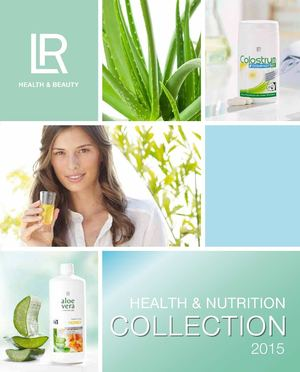 LR Collection Health 2015