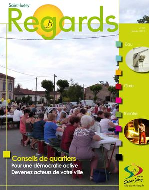 Regards Saint-Juéry janvier 2015
