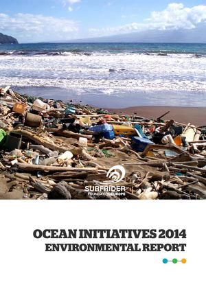 Environmental report of the Ocean Initiatives 2014
