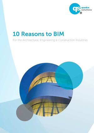 10 Reasons To BIM .