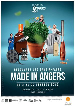 Programme Made In Angers 2015
