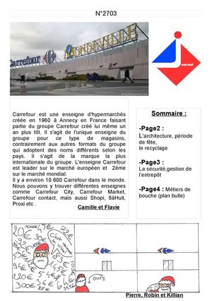 Dp3 Visite Carrefour Groupe L