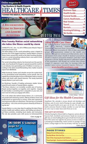 HealthCare Times Winter 2014 Magazine