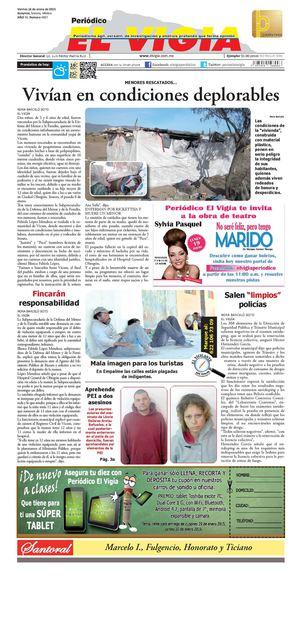 Calaméo - 16 de enero del 2014
