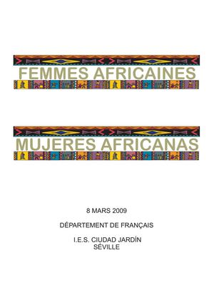 Femmes Africaines