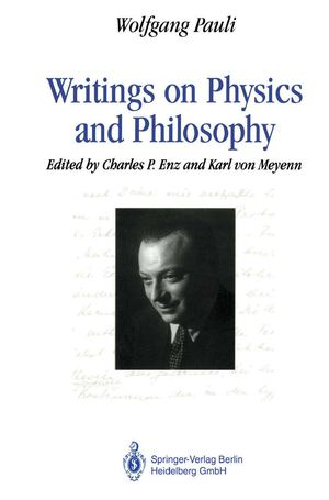 Calamo Writings On Physics And Philosophy Wolfgang Pauli