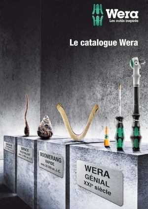 Wera-Kraftform 2035 tournevis micro fentes astuce 1,2 mm x 40mm