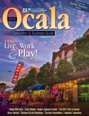 Ocala/Marion County CEP Relocation & Business Guide 2015