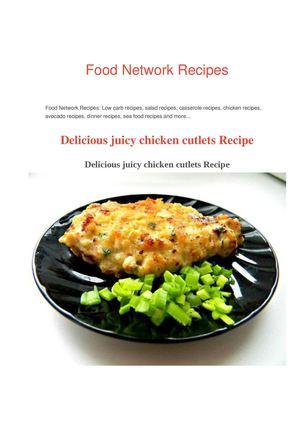 Calamo Easy Chicken Recipe Food Network Recipes