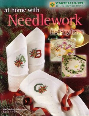At Home With Needlework 2007 HI