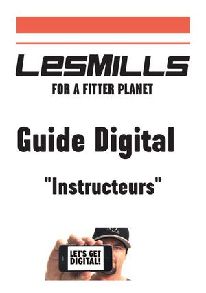 Guide Digital Instructeurs